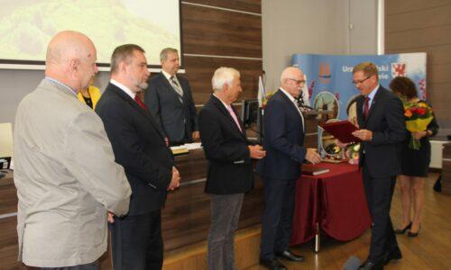 Jacek Wiśniewski i Andrzej Semborowski Kawalerami Pro Domo Trsoviensi